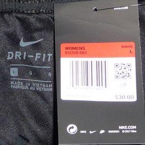 Nike Shorts - NWT Nike Dry Dri-Fit Tempo Run Shorts L